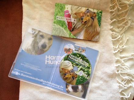 Hundetraining-DVD+Poster
